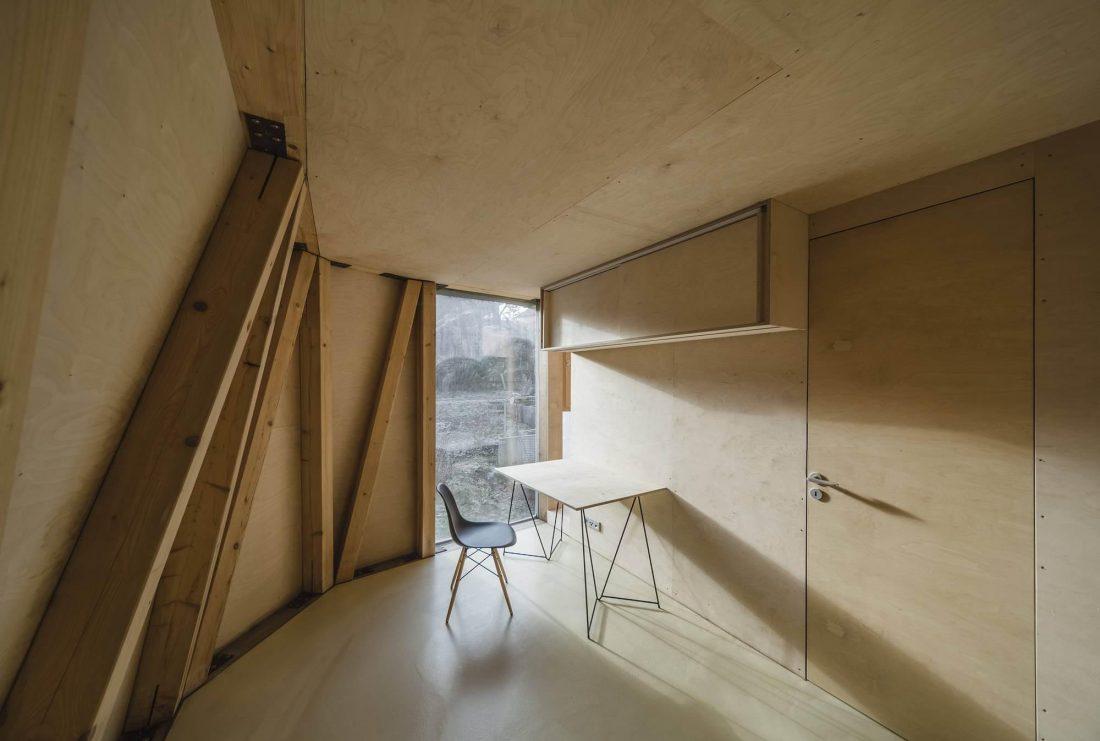 Семейный дом-дерево от студии SEPKA ARCHITEKTI 23