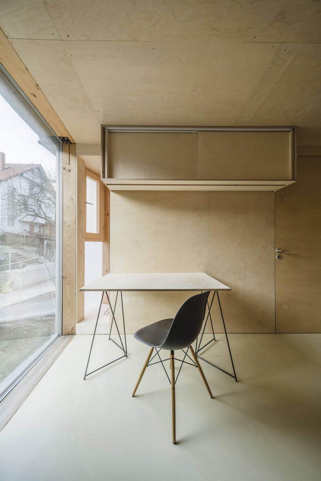 Семейный дом-дерево от студии SEPKA ARCHITEKTI 26