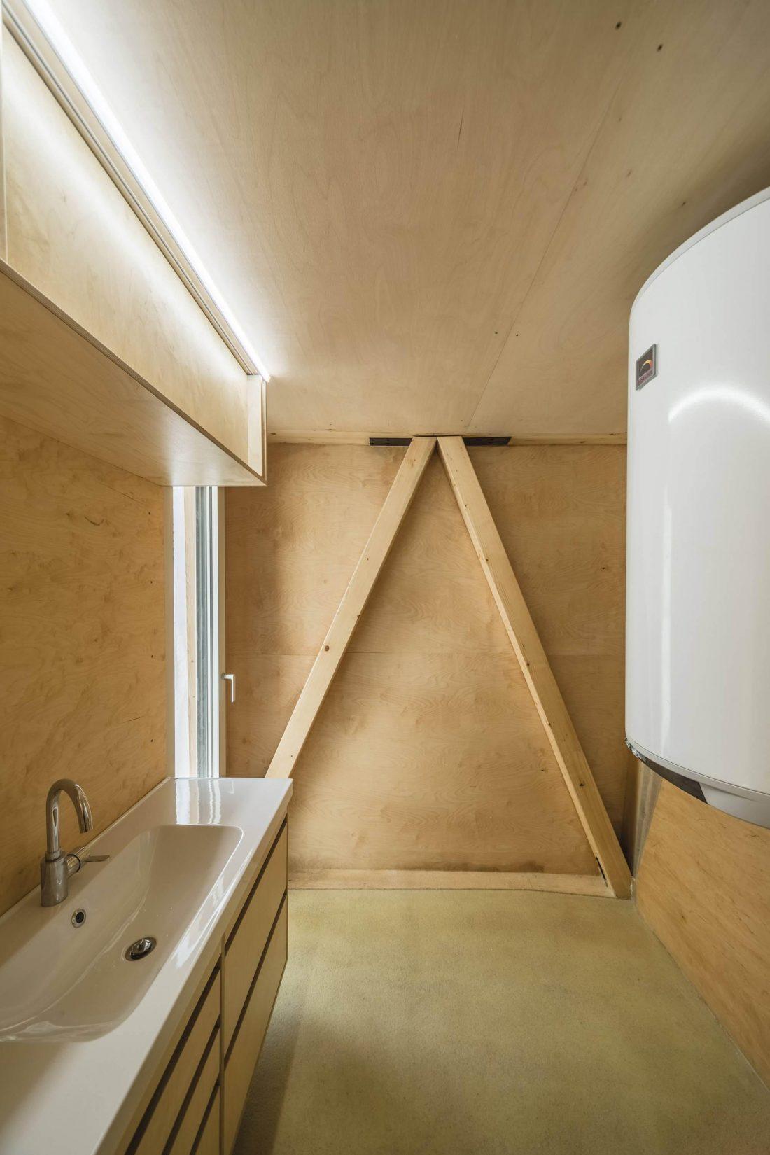 Семейный дом-дерево от студии SEPKA ARCHITEKTI 27