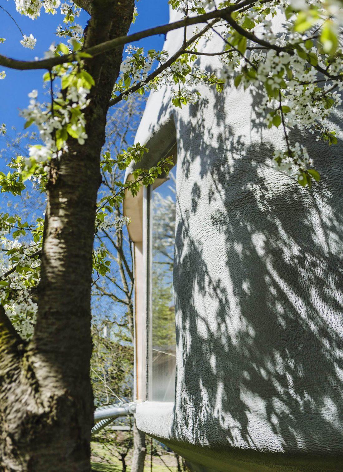Семейный дом-дерево от студии SEPKA ARCHITEKTI 34