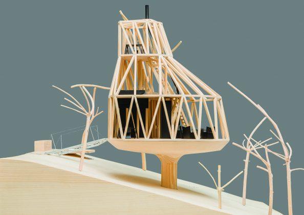 Семейный дом-дерево от студии SEPKA ARCHITEKTI 37
