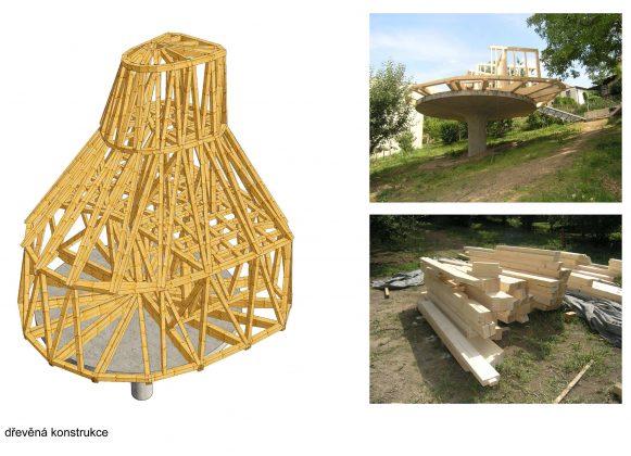 Семейный дом-дерево от студии SEPKA ARCHITEKTI 38