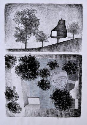 Семейный дом-дерево от студии SEPKA ARCHITEKTI 41