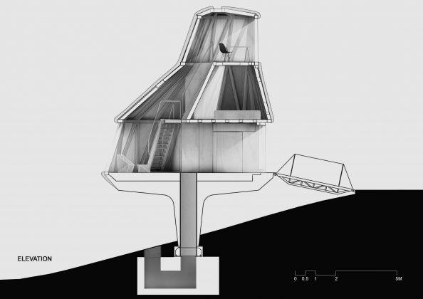 Семейный дом-дерево от студии SEPKA ARCHITEKTI 45