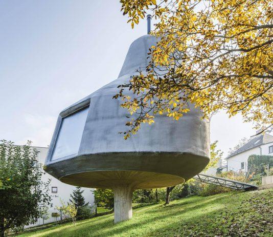 Семейный дом-дерево от студии SEPKA ARCHITEKTI 8