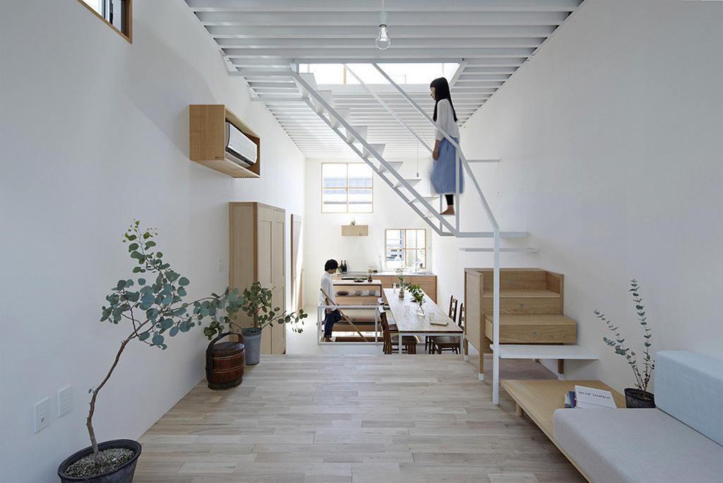 Японский стиль в интерьере 13