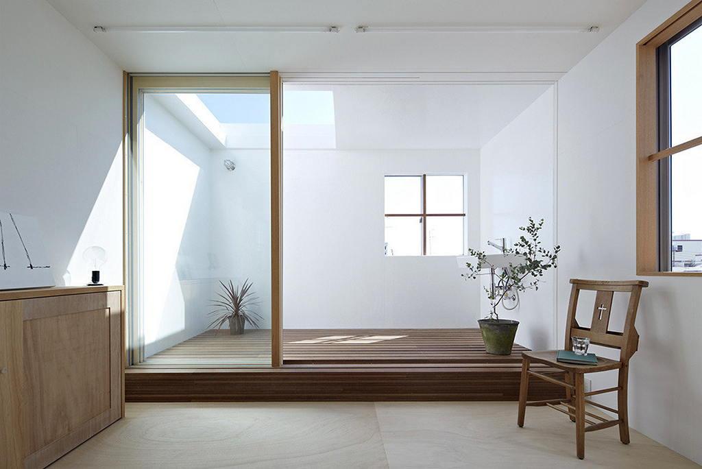 Японский стиль в интерьере 16