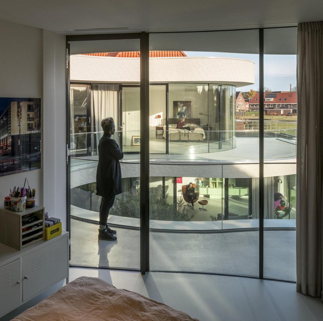 Дом Casa Kwantes в Нидерландах от студии MVRDV 11