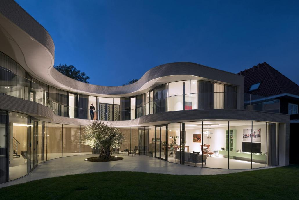 Дом Casa Kwantes в Нидерландах от студии MVRDV 12