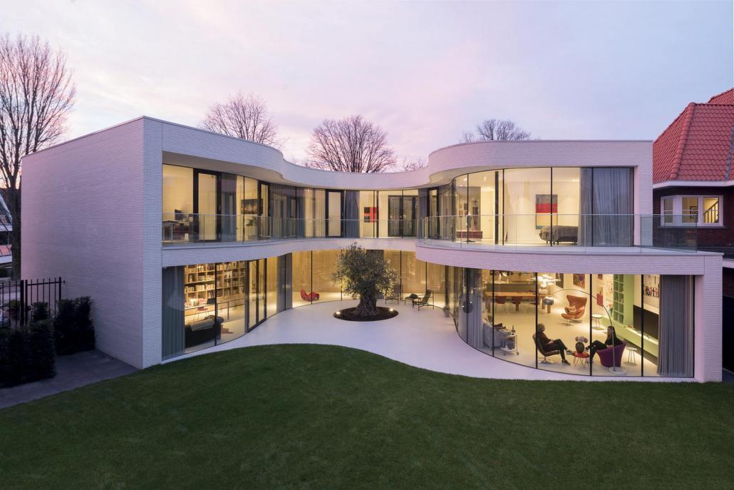 Дом Casa Kwantes в Нидерландах от студии MVRDV 14