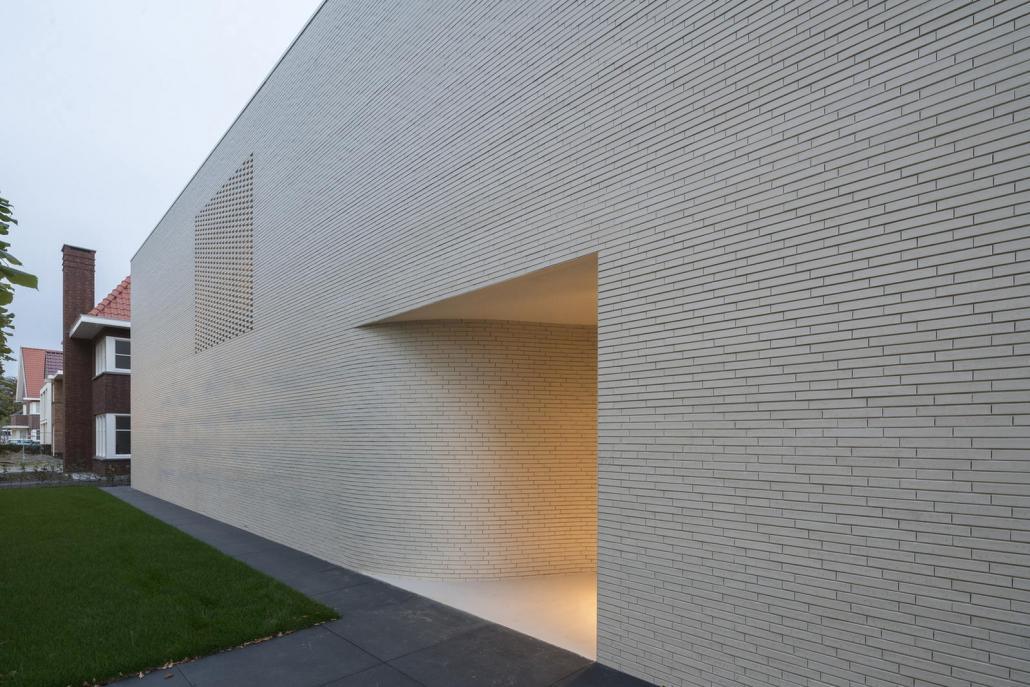 Дом Casa Kwantes в Нидерландах от студии MVRDV 15