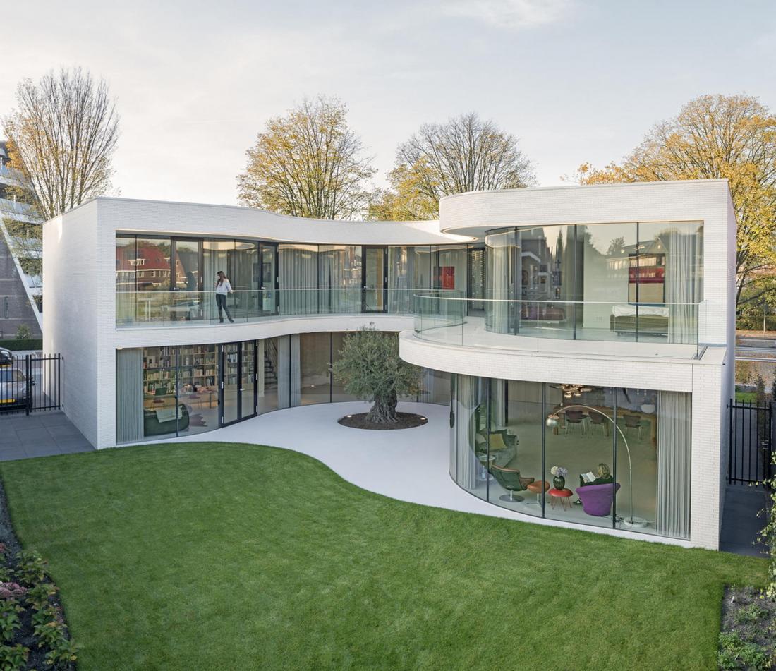 Дом Casa Kwantes в Нидерландах от студии MVRDV 17