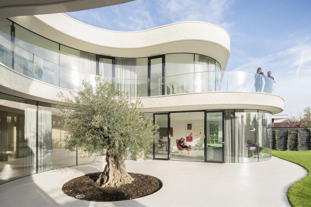 Дом Casa Kwantes в Нидерландах от студии MVRDV 2