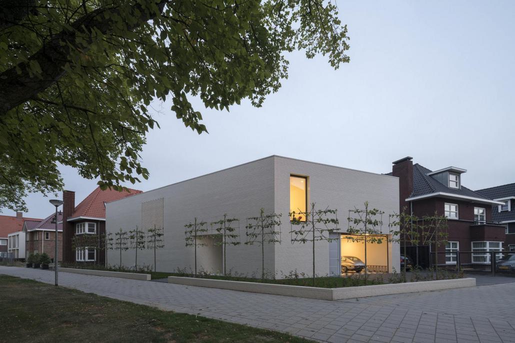 Дом Casa Kwantes в Нидерландах от студии MVRDV 5