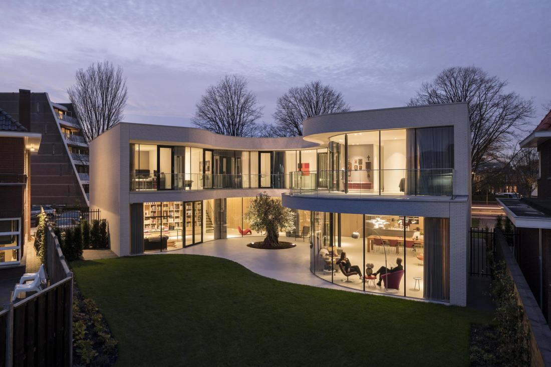Дом Casa Kwantes в Нидерландах от студии MVRDV 6
