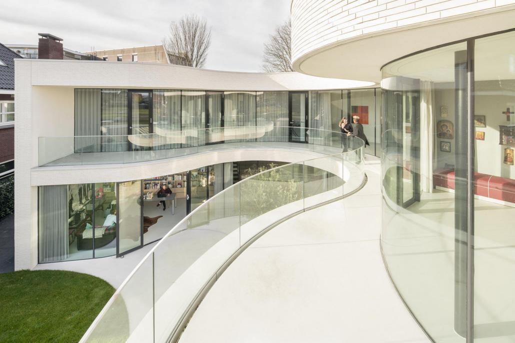 Дом Casa Kwantes в Нидерландах от студии MVRDV 9