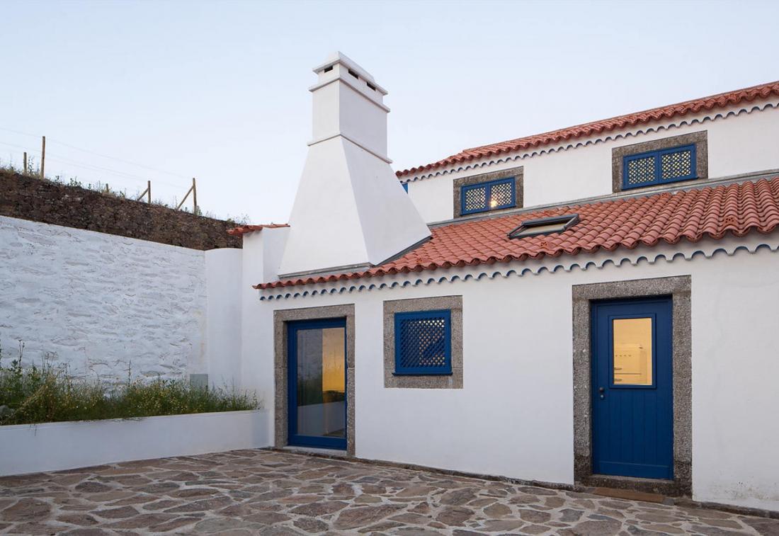 Дом Quinta da Boavista в Португалии – проект студии SAMF Arquitectos 1