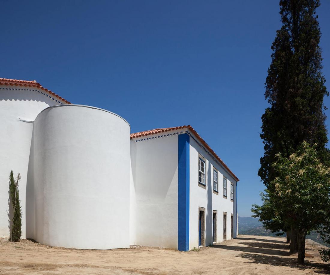 Дом Quinta da Boavista в Португалии – проект студии SAMF Arquitectos 10