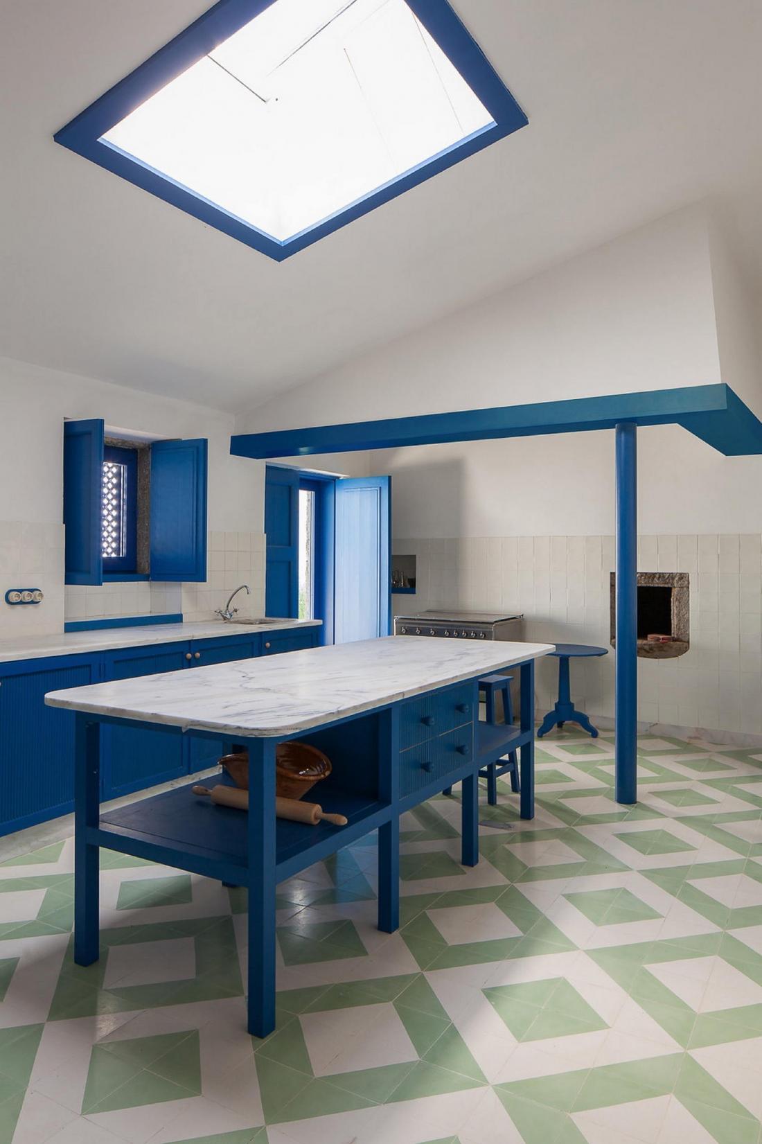 Дом Quinta da Boavista в Португалии – проект студии SAMF Arquitectos 12