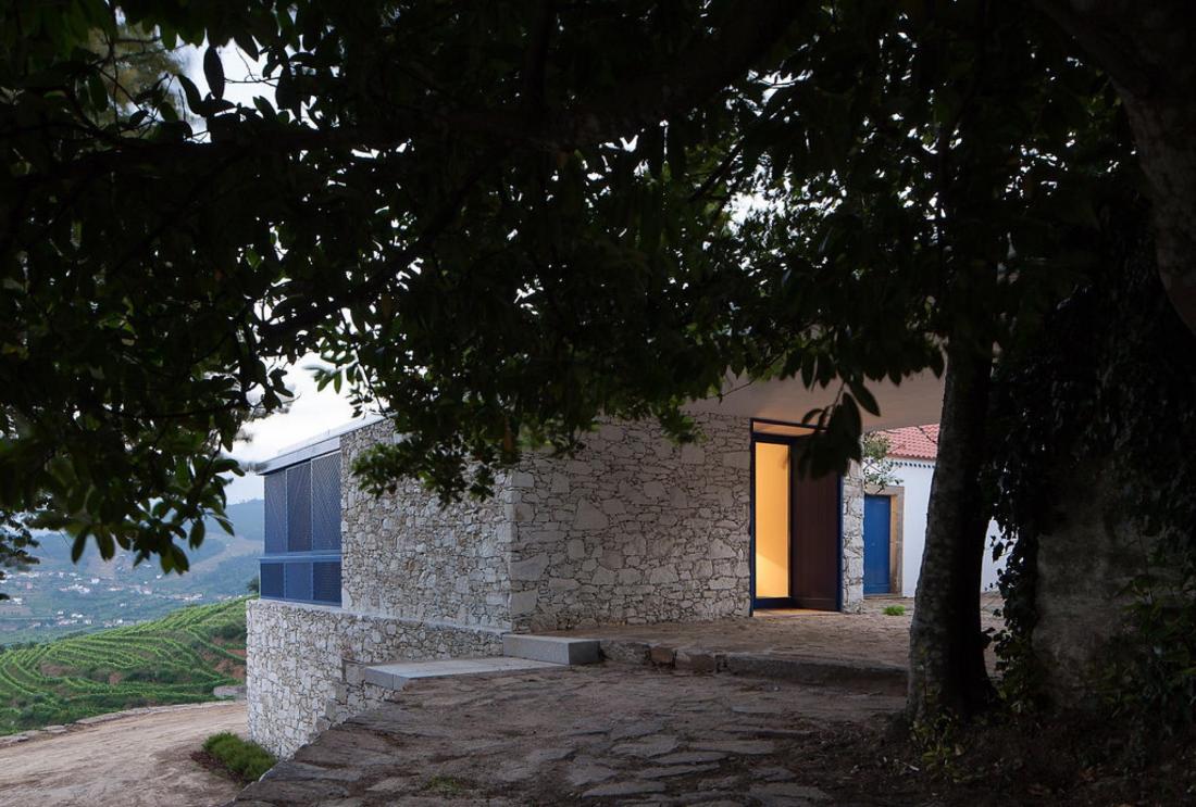 Дом Quinta da Boavista в Португалии – проект студии SAMF Arquitectos 15