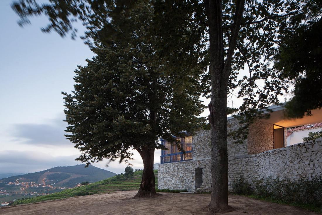 Дом Quinta da Boavista в Португалии – проект студии SAMF Arquitectos 16