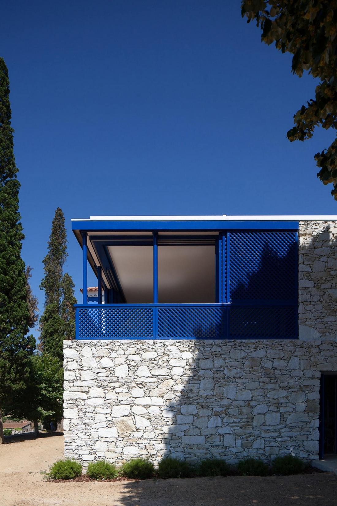 Дом Quinta da Boavista в Португалии – проект студии SAMF Arquitectos 2