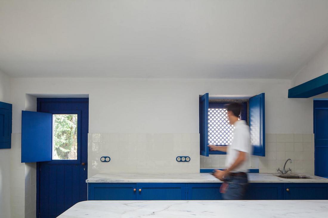 Дом Quinta da Boavista в Португалии – проект студии SAMF Arquitectos 25