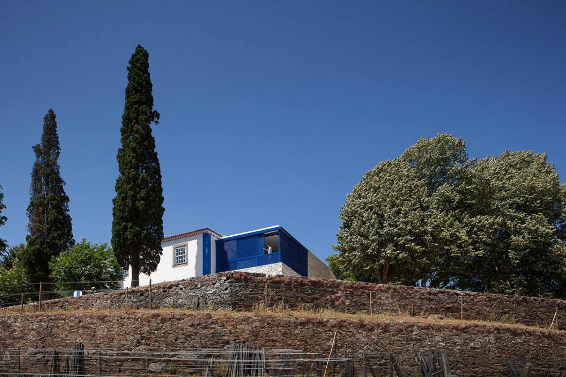 Дом Quinta da Boavista в Португалии – проект студии SAMF Arquitectos 26