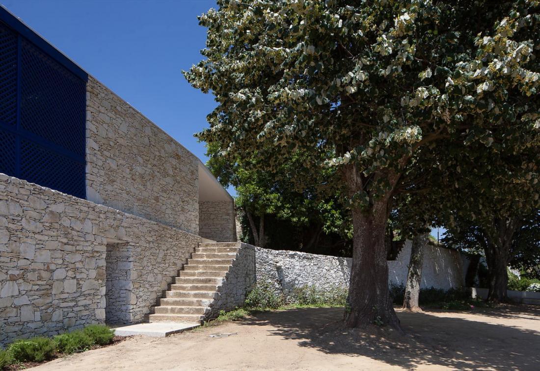 Дом Quinta da Boavista в Португалии – проект студии SAMF Arquitectos 32