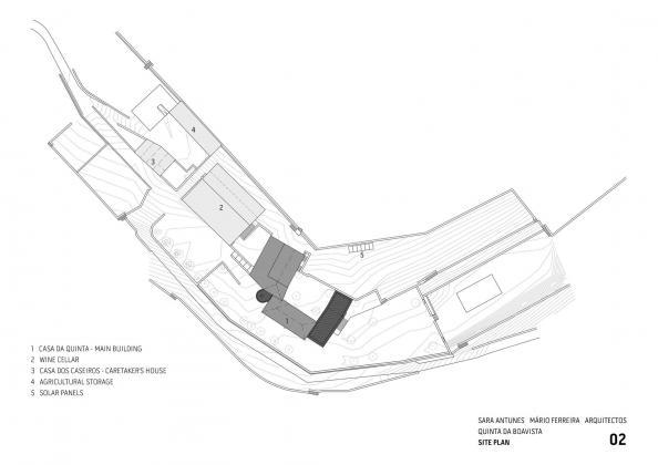 Дом Quinta da Boavista в Португалии – проект студии SAMF Arquitectos 34