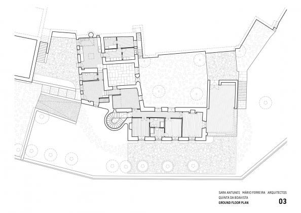 Дом Quinta da Boavista в Португалии – проект студии SAMF Arquitectos 36