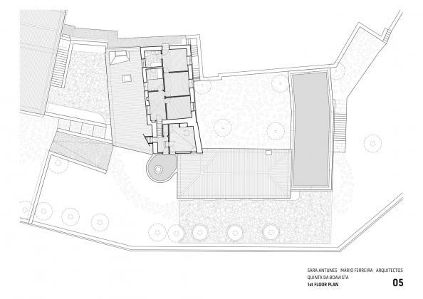 Дом Quinta da Boavista в Португалии – проект студии SAMF Arquitectos 37