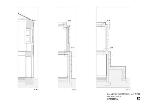 Дом Quinta da Boavista в Португалии – проект студии SAMF Arquitectos 39