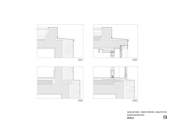 Дом Quinta da Boavista в Португалии – проект студии SAMF Arquitectos 45