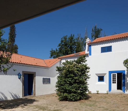 Дом Quinta da Boavista в Португалии – проект студии SAMF Arquitectos 5
