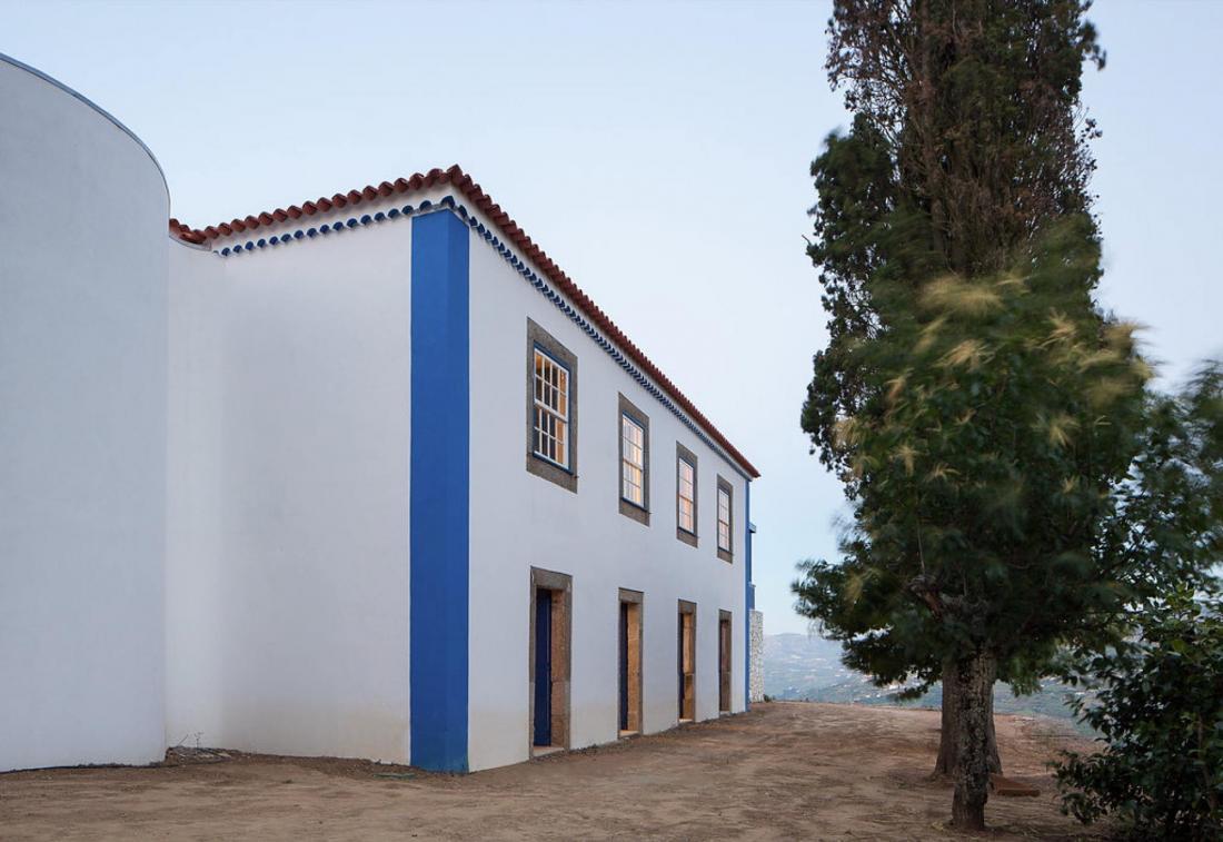 Дом Quinta da Boavista в Португалии – проект студии SAMF Arquitectos 6