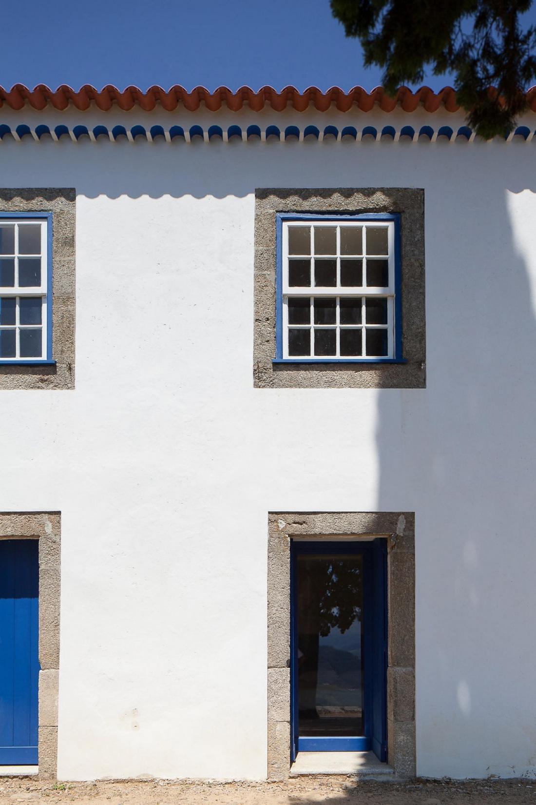 Дом Quinta da Boavista в Португалии – проект студии SAMF Arquitectos 9