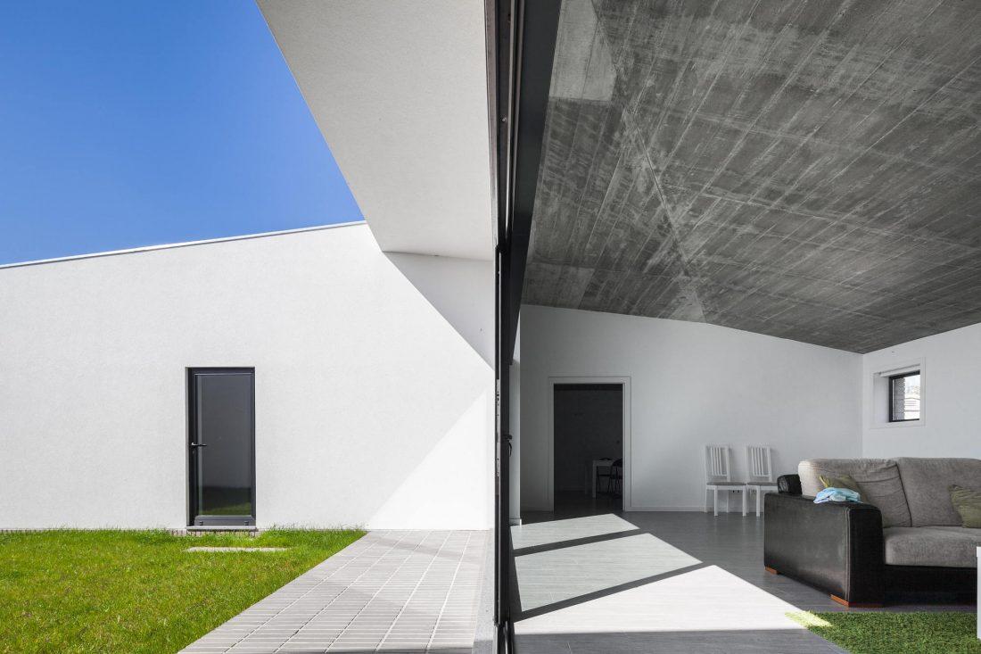Дом-патио от студии PROD arquitectura design 2