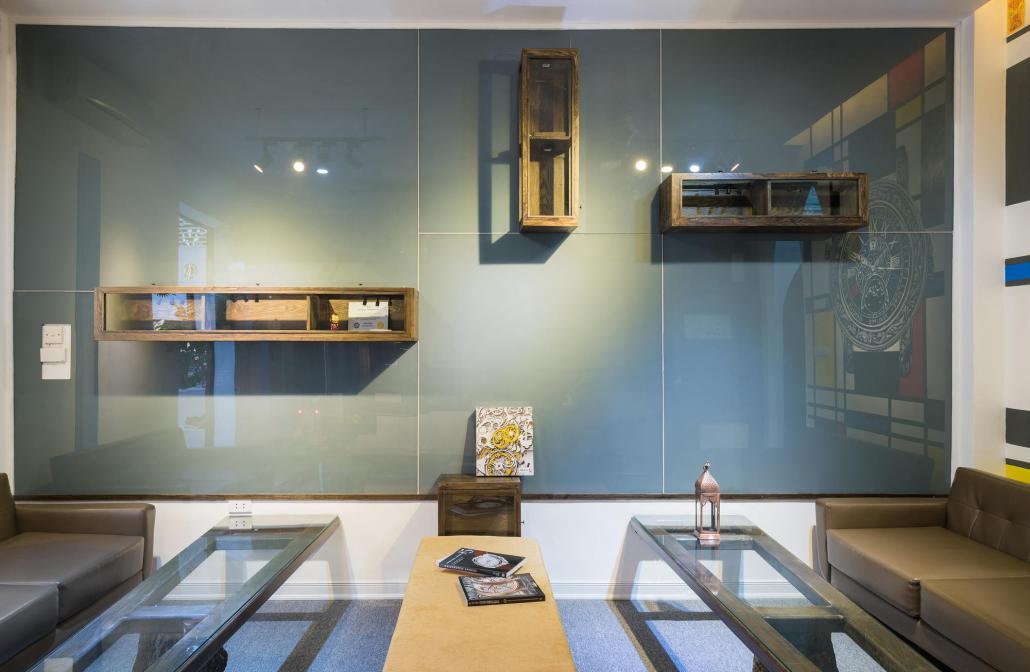 Дом-щит от студии Landmak Architecture 10