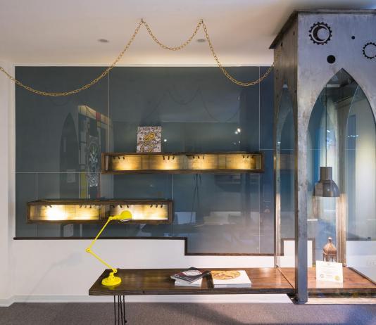 Дом-щит от студии Landmak Architecture 11