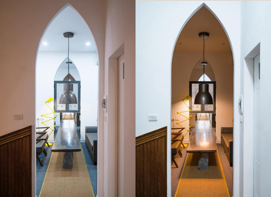 Дом-щит от студии Landmak Architecture 18