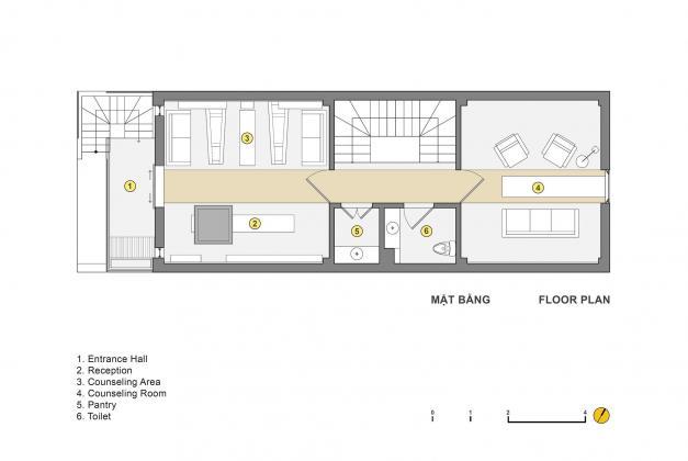 Дом-щит от студии Landmak Architecture 19