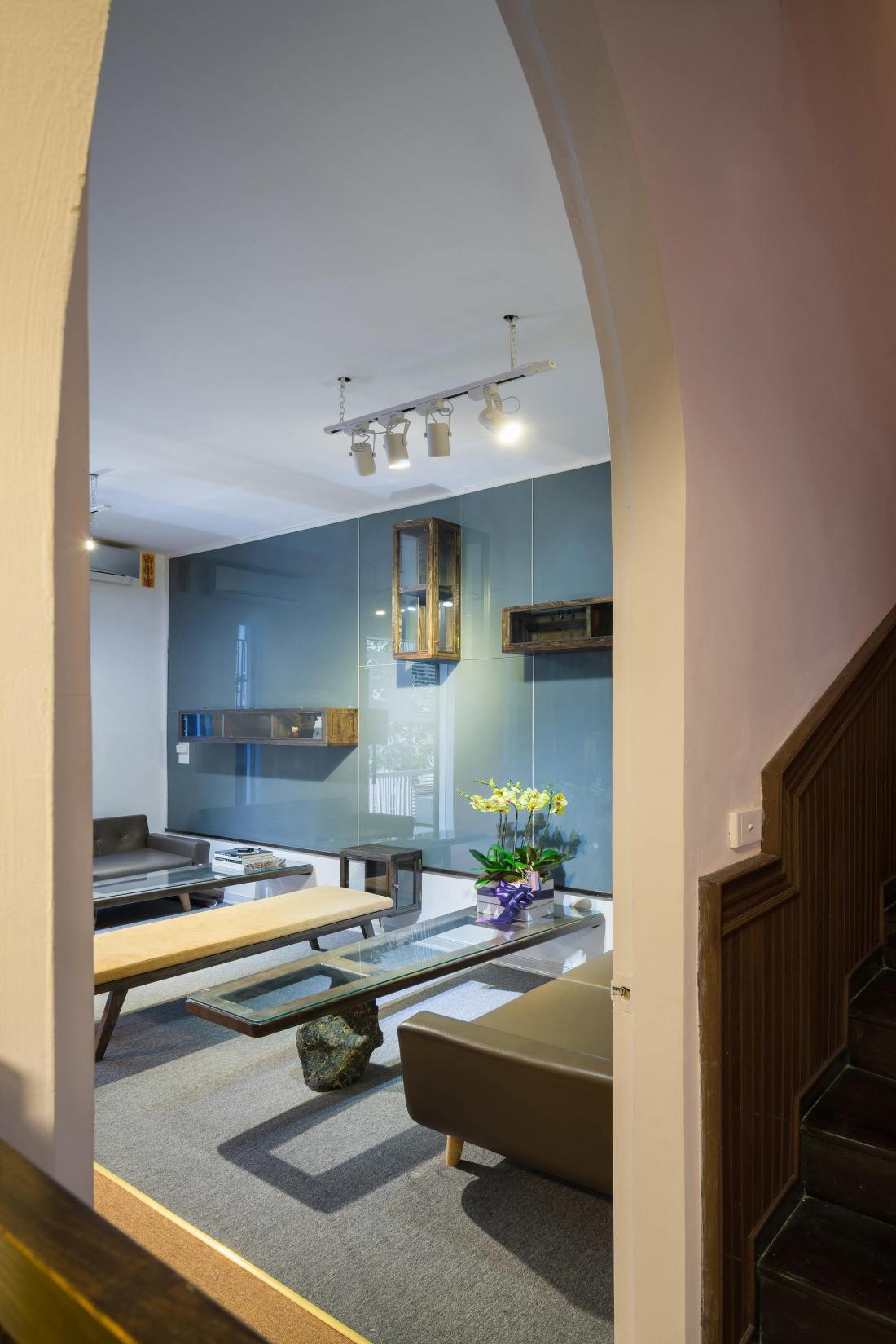 Дом-щит от студии Landmak Architecture 2