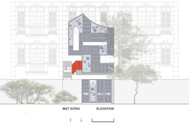 Дом-щит от студии Landmak Architecture 20