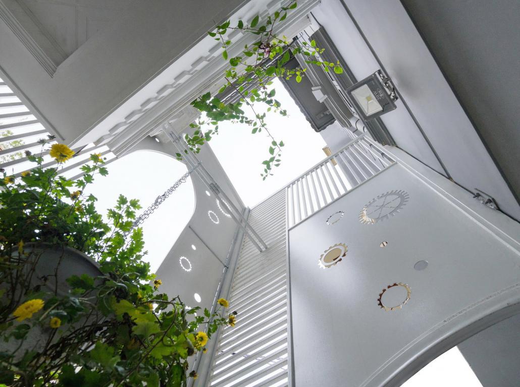 Дом-щит от студии Landmak Architecture 3