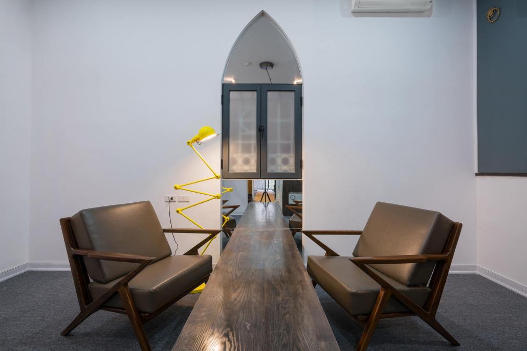 Дом-щит от студии Landmak Architecture 4