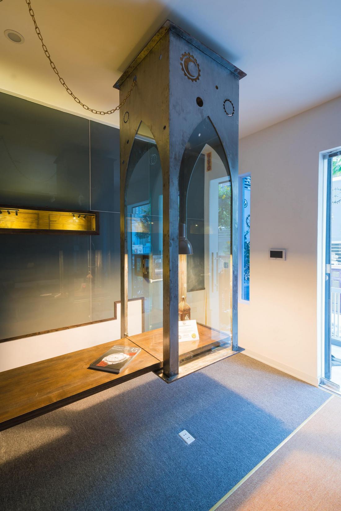 Дом-щит от студии Landmak Architecture 7