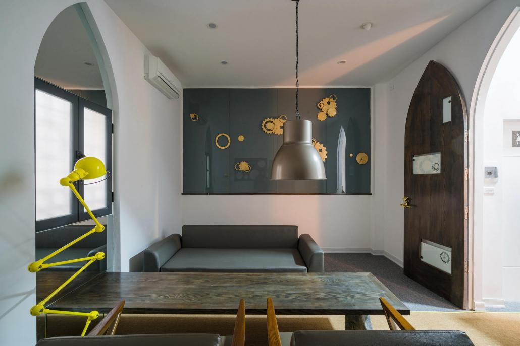 Дом-щит от студии Landmak Architecture 8
