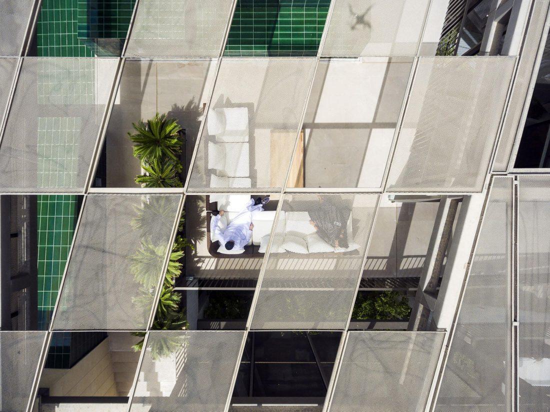 Дом трех садов в Кувейте от студии AGi architects 11