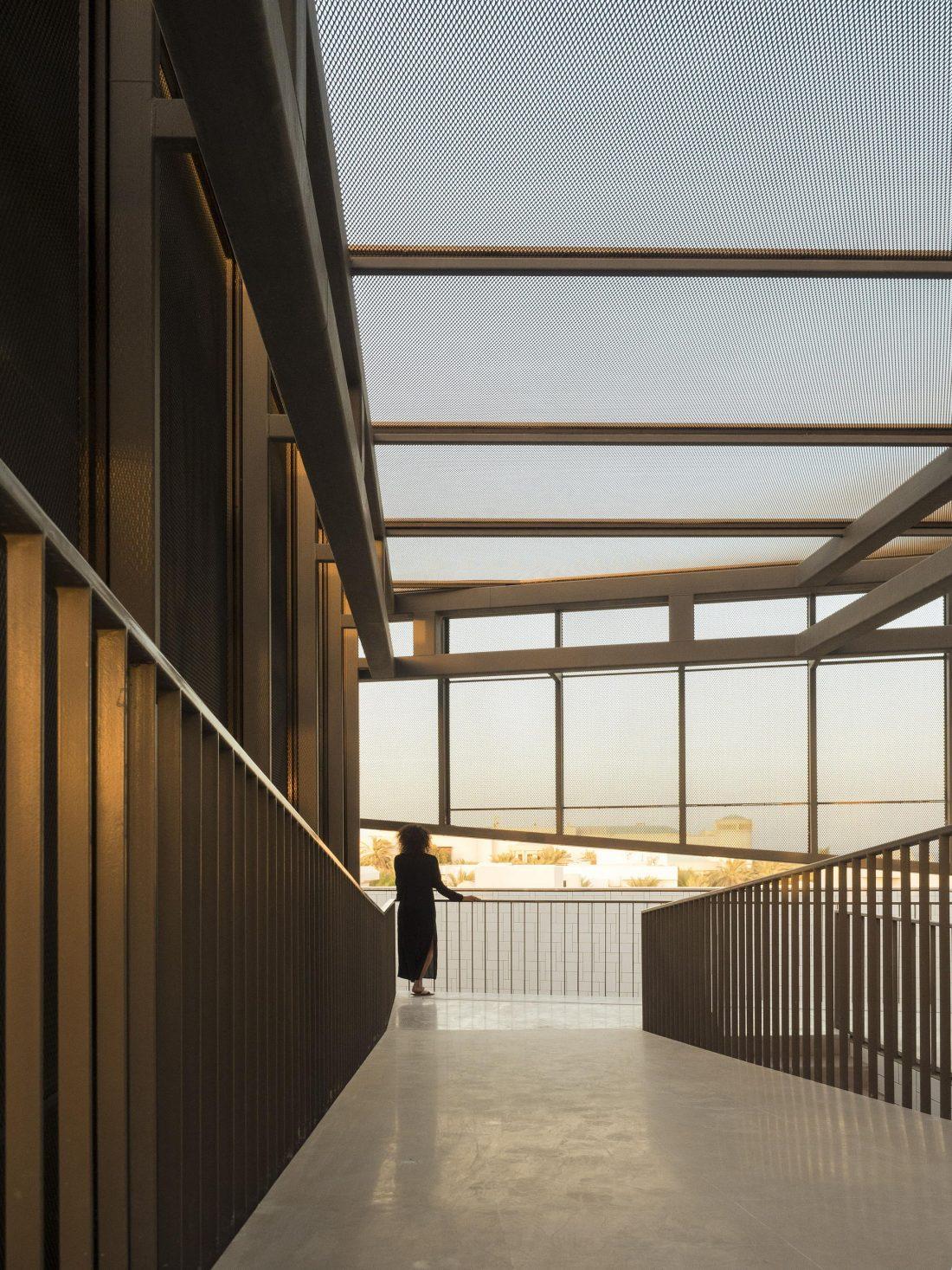 Дом трех садов в Кувейте от студии AGi architects 12